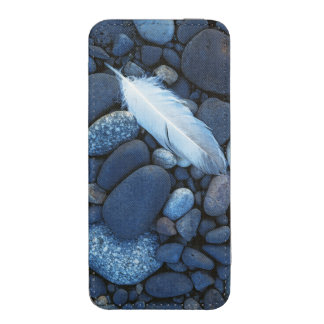 USA, Washington, Snake River Gravel Bar iPhone SE/5/5s/5c Pouch