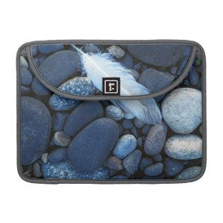 USA, Washington, Snake River Gravel Bar MacBook Pro Sleeve