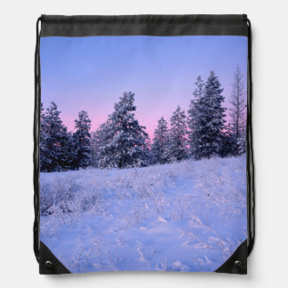 USA, Washington, Spokane County, Browne Mountain Backpacks