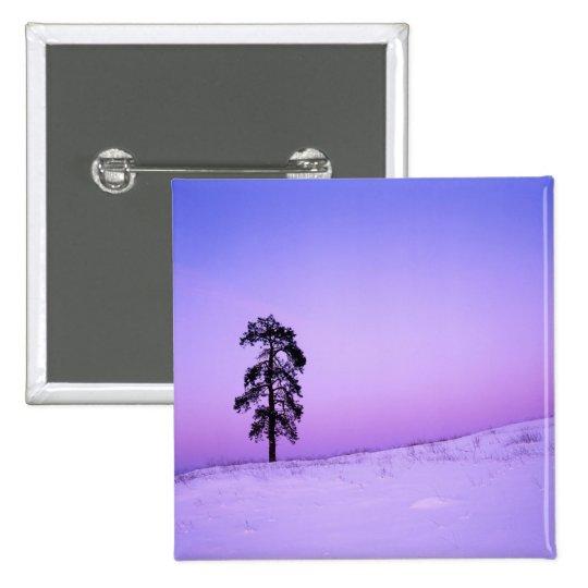 USA, Washington, Spokane County, Riverside Pinback Button
