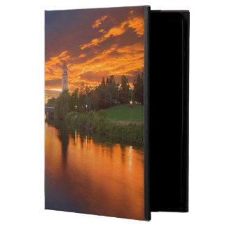 USA, Washington, Spokane, Riverfront Park Case For iPad Air