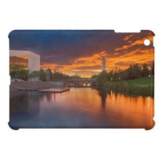 USA, Washington, Spokane, Riverfront Park Cover For The iPad Mini