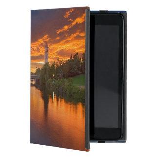 USA, Washington, Spokane, Riverfront Park Covers For iPad Mini