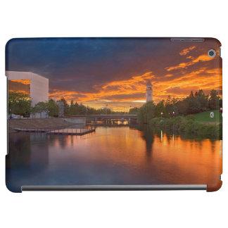 USA, Washington, Spokane, Riverfront Park iPad Air Cases