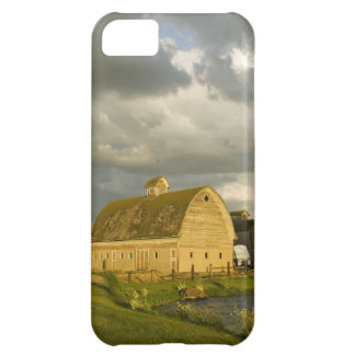 USA, Washington, St. John, Last Light on Old iPhone 5C Case
