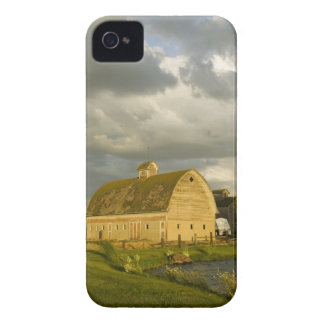 USA, Washington, St. John, Last Light on Old Case-Mate iPhone 4 Cases