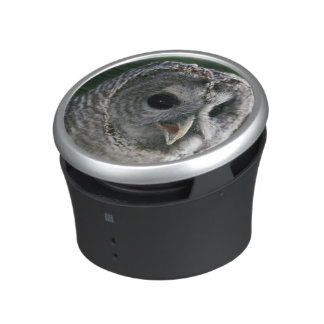 USA, Washington State. Barred Owl (Strix varia) Bluetooth Speaker
