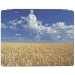USA, Washington State, Colfax. Ripe wheat iPad Cover