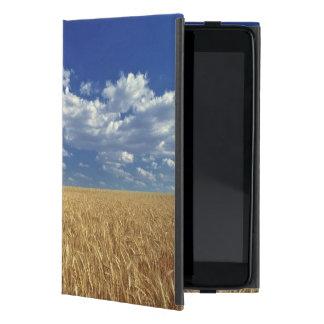 USA, Washington State, Colfax. Ripe wheat Case For iPad Mini