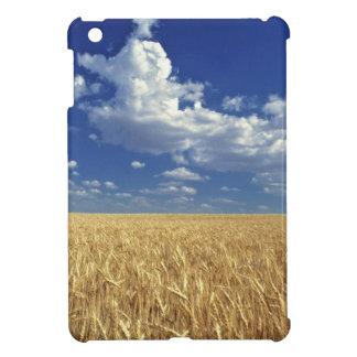 USA, Washington State, Colfax. Ripe wheat iPad Mini Case