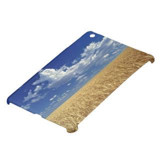 USA, Washington State, Colfax. Ripe wheat iPad Mini Covers