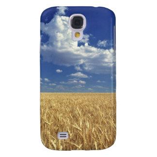 USA, Washington State, Colfax. Ripe wheat Samsung Galaxy S4 Cover