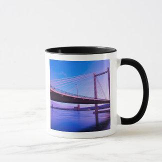 USA, Washington State. Columbia River is 2 Mug