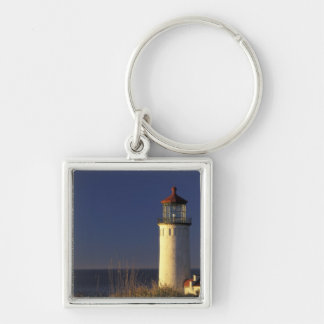 USA, Washington State, Fort Canby State Park. Keychain