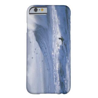 USA, Washington State, La Push. Man kayak Barely There iPhone 6 Case