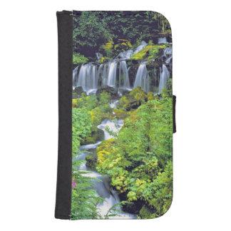 USA, Washington State, Mt Adams Wilderness. Twin Samsung S4 Wallet Case