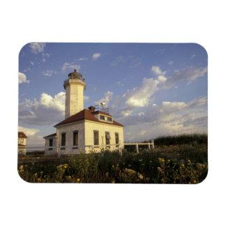 USA, Washington State, near Port Townsend. Port Magnet