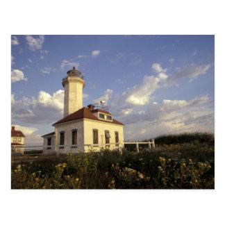 USA, Washington State, near Port Townsend. Port Postcard
