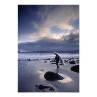 USA, Washington State, Olympic National Park. Photo Print