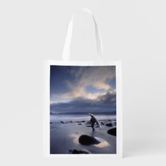 USA, Washington State, Olympic National Park. Reusable Grocery Bag
