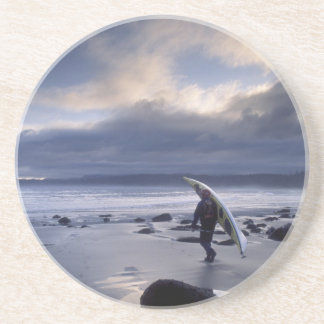 USA, Washington State, Olympic National Park. Sandstone Coaster