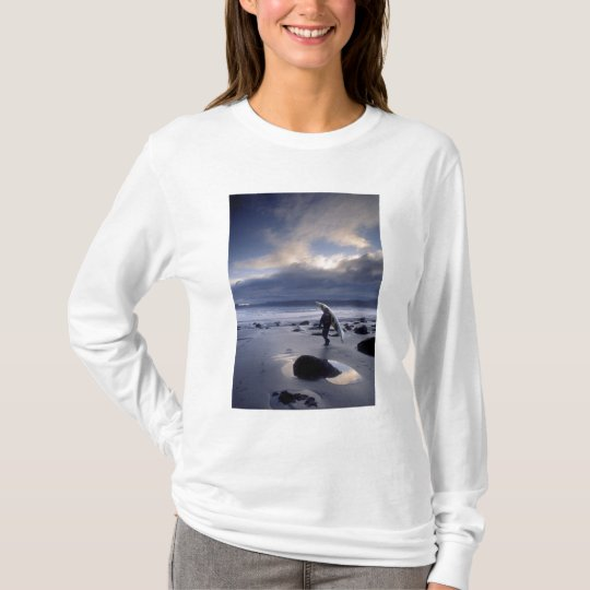 USA, Washington State, Olympic National Park. T-Shirt