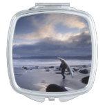 USA, Washington State, Olympic National Park. Vanity Mirror