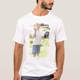 USA, Washington State, Seattle, Cute boy (2-3) T-Shirt