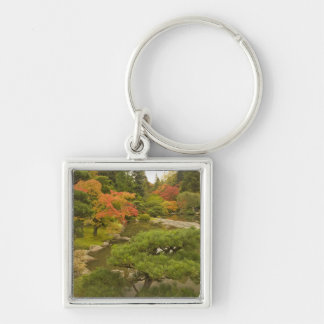 USA, Washington State, Seattle. Japanese Keychain
