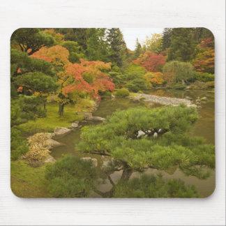 USA, Washington State, Seattle. Japanese Mouse Pad