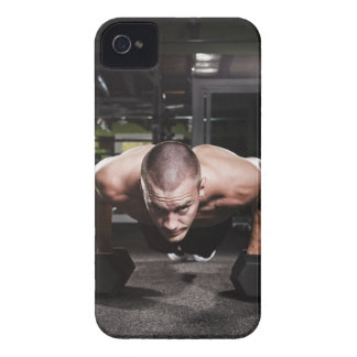 USA, Washington State, Seattle, Mid adult man iPhone 4 Cover