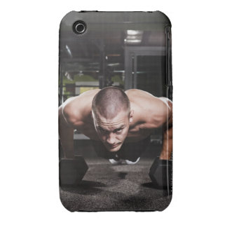 USA, Washington State, Seattle, Mid adult man iPhone 3 Case-Mate Case