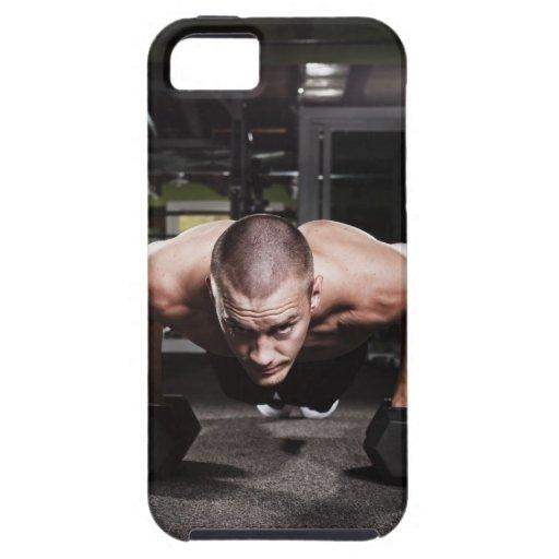 USA, Washington State, Seattle, Mid adult man iPhone SE/5/5s Case