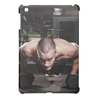 USA, Washington State, Sele, Mid adult man Case For The iPad Mini