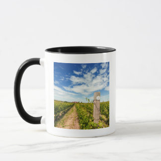 USA, Washington, Walla Walla. Cabernet Sauvignon Mug