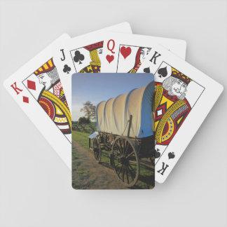 USA, Washington, Whitman Mission National Playing Cards