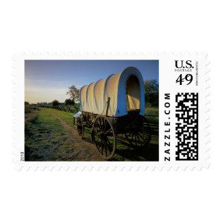 USA, Washington, Whitman Mission National Postage