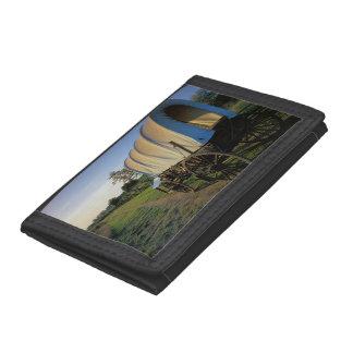USA, Washington, Whitman Mission National Tri-fold Wallet
