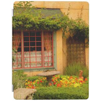 USA, Washington, Woodinville, The Herbfarm iPad Cover