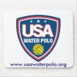USA Water Polo Mousepad