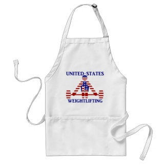 USA Weightlifting - Powerlifting Adult Apron