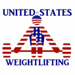 USA Weightlifting - Powerlifting Photo Sculpture