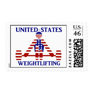 USA Weightlifting - Powerlifting Postage