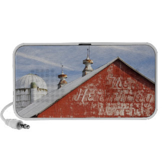 USA, West Virginia, Arbovale. Monongahela 2 Travelling Speaker