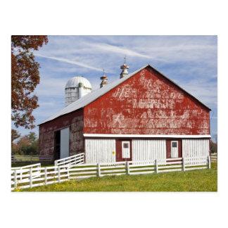 USA, West Virginia, Arbovale. Monongahela Postcard