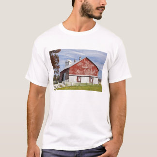 USA, West Virginia, Arbovale. Monongahela T-Shirt