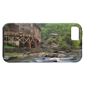 USA, West Virginia, Babcock SP. Rustic Glade iPhone 5 Cases