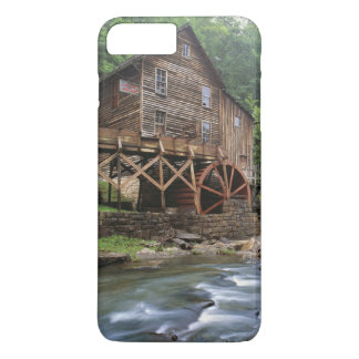 USA, West Virginia, Babcock SP. Rustic Glade iPhone 7 Plus Case