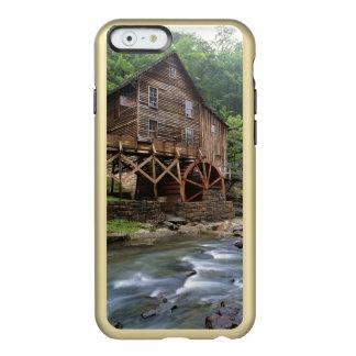 USA, West Virginia, Babcock SP. Rustic Glade Incipio Feather® Shine iPhone 6 Case