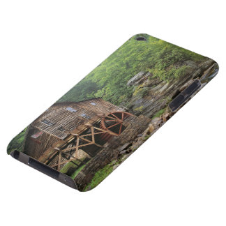 USA, West Virginia, Babcock SP. Rustic Glade iPod Touch Case-Mate Case